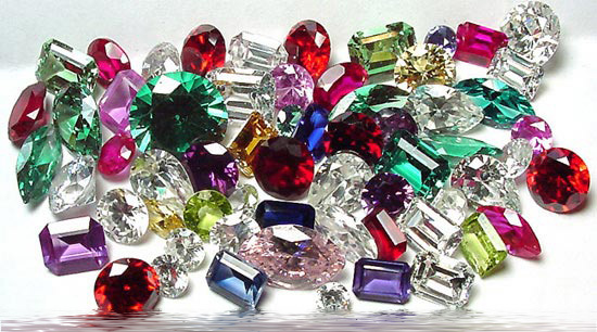 How to know or identify real gems